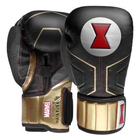 Hayabusa Black Widow Boxing Gloves LIMITED EDITION