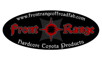 Front Range Off-Road Sticker