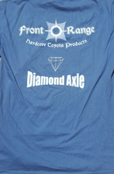 Blue Steel Front Range T-Shirt
