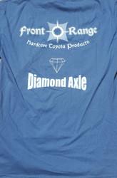Blue Steel Front Range T-Shirt