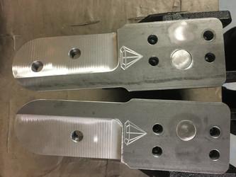 FJ80 High Steer Knuckle Kit