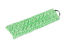"Do you regularly encounter heavily-attached dirt? In that case, the Greenspeed® DiamondMop is indispensible. Thanks to the hardened polyester in the DiamondMop, you clean without damaging the surface. Use this mop on very dirty surfaces, but also in addition to daily mopping of the floor.  You recognise the DiamondMop by its 'wrinkled' material: pleated fabric. This gives the mop extra body and volume, and ensures that the mop will have less friction on the floor. With this mop, uneven floors are also cleaned effortlessly.  The DiamondMop is suitable for any kind of hard floor, which also makes it suitable for sanitary areas.   ""We recommend using washing powder/fluid suitable for 60°C. In order to protect the evironment we recommend washing at 60°C and at maximum temperatures only when it is necessary""."