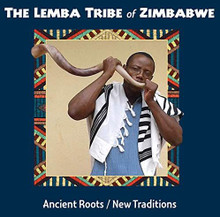 Music CD -- The Lemba Tribe Of Zimbabwe