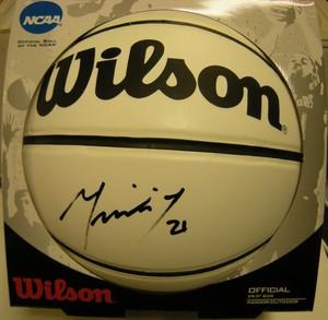 Greivis Vasquez Auto Wilson Basketball