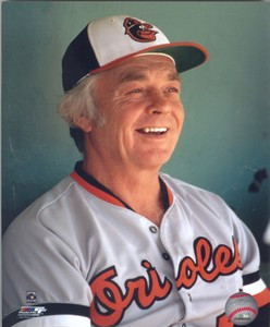 Earl Weaver Orioles Photo