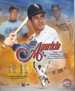 Luis Aparicio Little Looie Photo