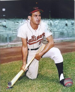 Luis Aparicio Baltimore Orioles Photo