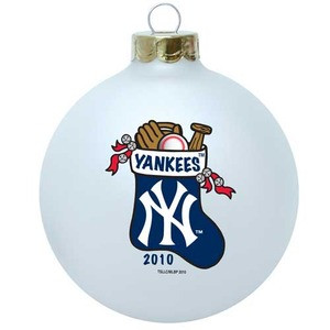 New York Yankees 2010 Ornament
