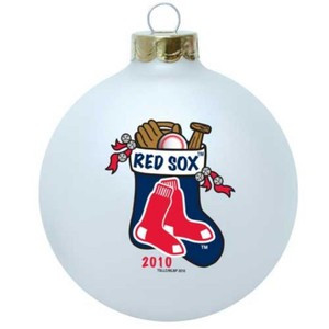 Boston red Sox 2010 Ornament