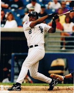 Albert Belle 8 x 10 Photo