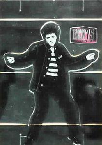 Elvis Milestone 75th Birthday Pop Up Card PU 3