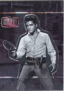 Elvis Milestone Pop Up Card PU 1