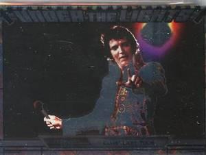 Elvis Milestone Under the Lights UTL 11 card