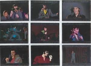Elvis Milestone Under the Lights UTL 12 card Set