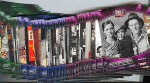 Elvis Milestone 2010 card set 1 thru 75