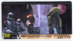 Star Wars Clone Wars Widevision Cell Kit and Nahdar # 3