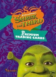 SHREK 3 the Third card set 1 - 72