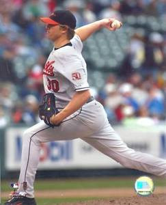 Rick Bauer Baltimore Orioles Photo