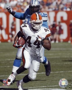 Lee Suggs Cleveland Browns Photo