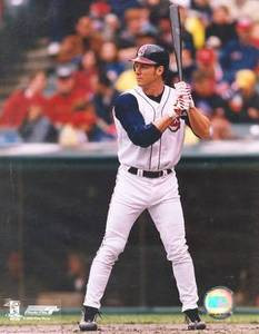 Brady Anderson Orioles Indians Photo