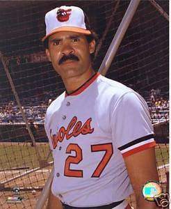 Benny Ayala Baltimore Orioles Photo
