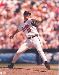 Ben McDonald Baltimore Orioles Photo