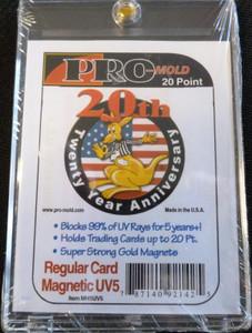 Pro-Mold 20 Pt Magnetic card holder