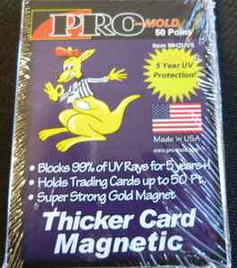 Pro-Mold 50 Pt Magnetic Card Holder