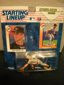 1993 Cal Ripken Starting Lineup Figure