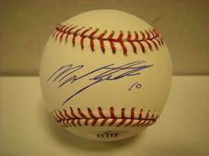 Miguel Tejada Auto Baseball