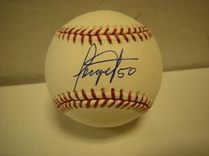 Jorge Julio Auto Baseball