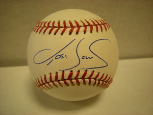 Josh Towers Auto Baseball