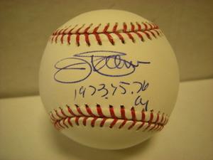Jim Palmer Auto Baseball