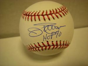 Jim Palmer Auto Baseball HOF90