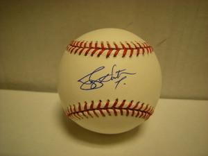 Jerry Hairston Auto Baseball