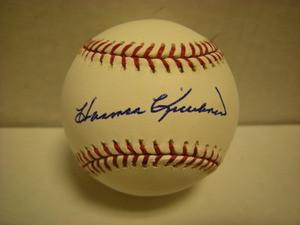 Harmon Killebrew Auto Baseball