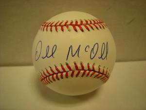 Darnell McDonald Auto American League Baseball