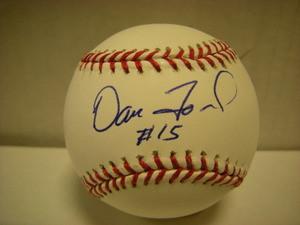 Dan Ford Auto Baseball