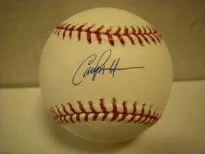 Corey Patterson Auto Baseball