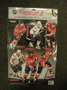 Washington Capitals Fathead Team Set