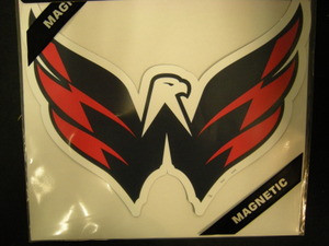 Washington Capitals Logo Magnet