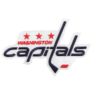 Washington Capitals Authentic Collectible Emblem