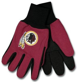 Washington Redskins Sports Utility Gloves