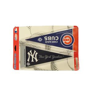 MLB Mini-Pennant Set