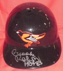 Brooks Robinson Mail Order Inscription
