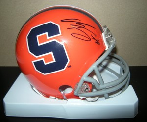 Adam Terry Auto Syracuse Mini Helmet