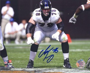 Adam Terry Auto 8x10 Photo