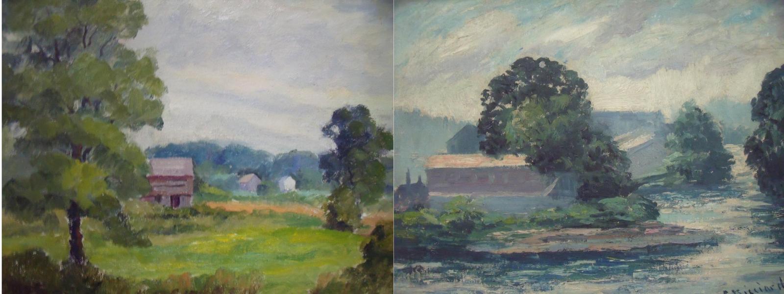 New Hope/PA Impressionists