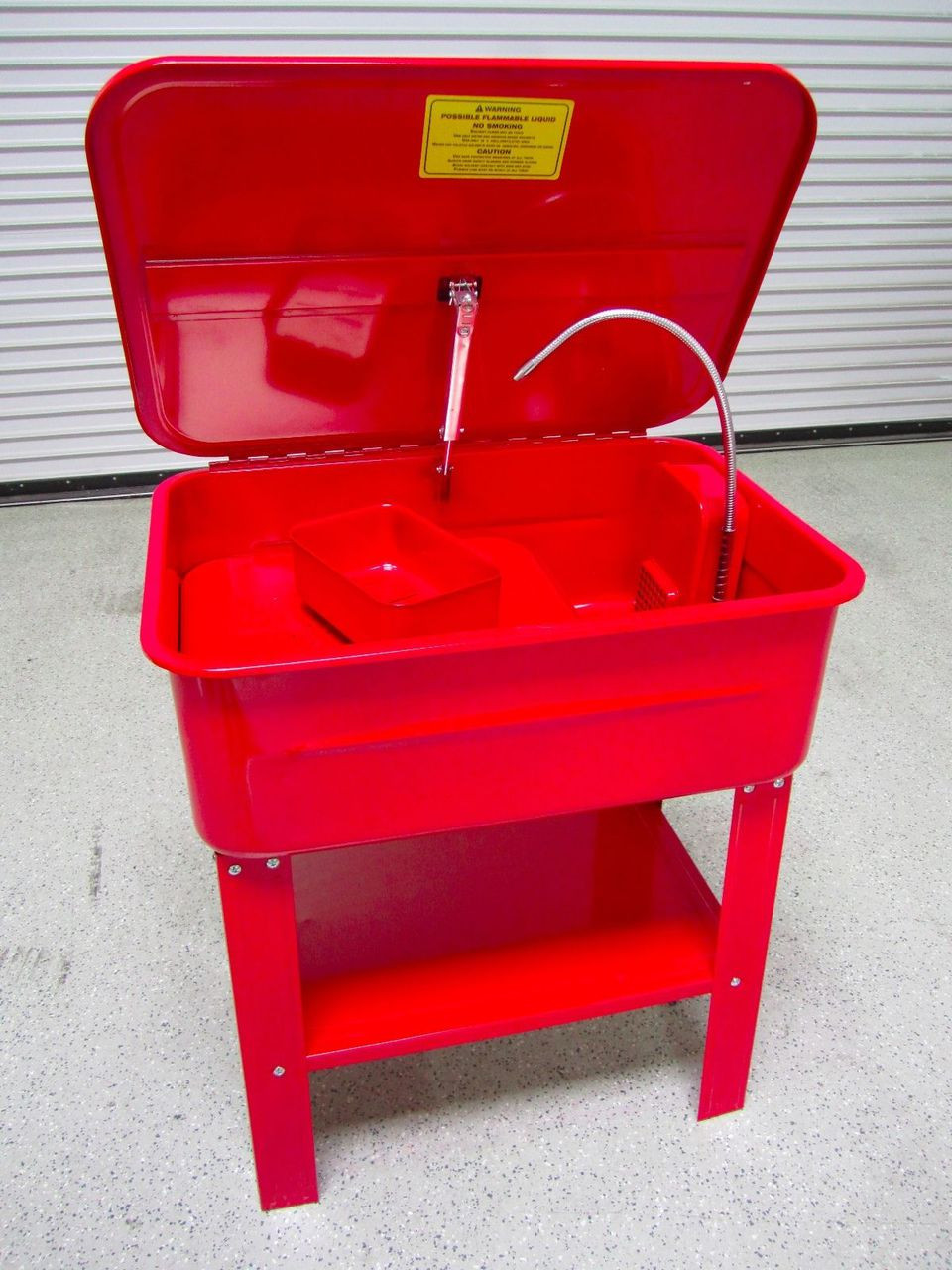 20 Gallon Automotive Parts Washer