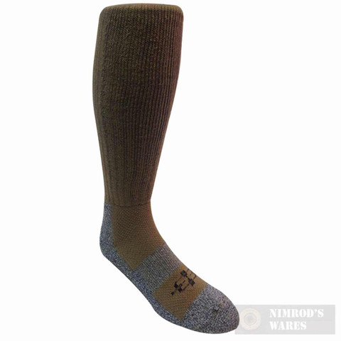 Covert Threads ICE Extreme Cold Military Boot Socks LG CB 3155